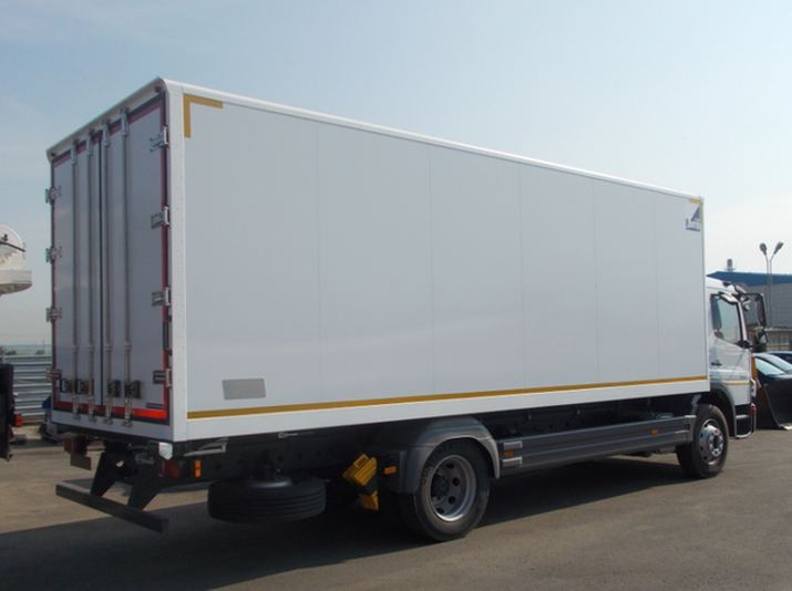 Mercedes-Benz Atego 1222 L Freego