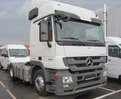 Mercedes Benz Actros 1841 LS OPTIMUS (Мерседес Бенц Актрос 1841 LS OPTIMUS)