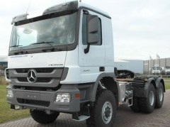 Mercedes Benz Actros 3346 AS (Мерседес Бенц Актрос 3346 AS)
