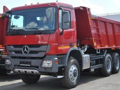 Mercedes Benz Actros 3341 K 6x4 (Мерседес Бенц Актрос 3341 K 6x4)